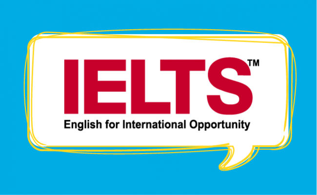 IELTS english for international